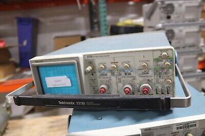 Tektronix 2235 100mhz Oscilloscope Working
