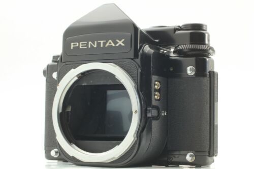【EXC+++++】 Pentax 67 TTL Late Model Mirror Up 6X7 Film Camera from Japan #0055