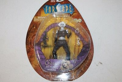 "2000 Farscape 7"" Chiana Series one action figure Limited to 30,000 by Toy Vault"