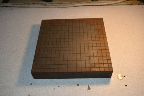 """10"""" x 10"""" Lapping Plate"""