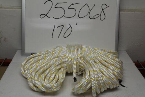 BUCKINGHAM 255068 - 1/2 XTC 12 YELLOW YALE ROPE 170 FEET
