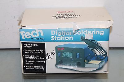 (Tech America Digital Soldering Station 910-3893)
