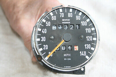 BMW Airhead Speedometer for R60, R75, R90 and R100 Models  W-1.144