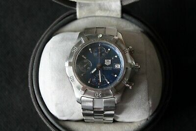 Tag Heuer Exclusive Automatic Chronograph Model CN2112