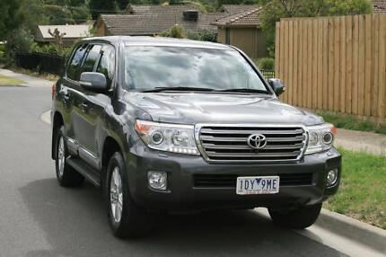 2015 Toyota Landcruiser LC200 Sahara Auto 4x4 SUV Wantirna Knox Area Preview