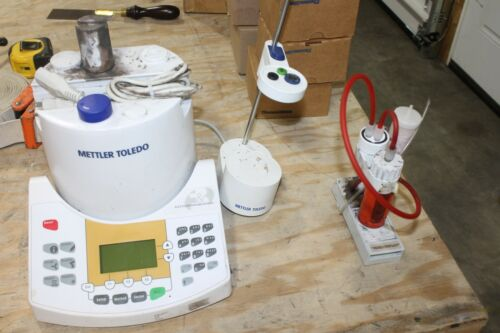 Mettler Toledo DL22 F&B: Food & Beverage Analyzer Titrator