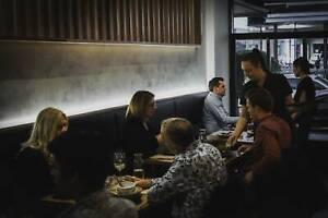 Floor/bar staff for modern Japanese eatery