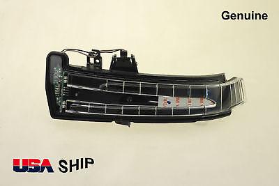 Side Mirror Turn Signal Light lens For Mercedes C180 C200 C300 E200 E300 RH