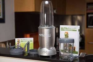 Nutribullet 900 Pro series - Like brand new - Used 3 times only Potts Point Inner Sydney Preview