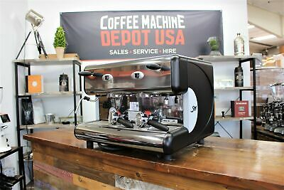 Brand New - La San Marco 85 S Sprint 2 Group Commercial Espresso Machine