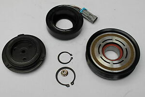 Klimakompressor Magnetkupplung Opel Vectra C Signum  DTI  CDTI  6854005 PXV16