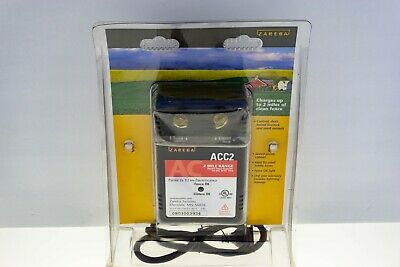 Zareba Acc2 Electric Fence Controller New In Package 2 Mile Range Usa