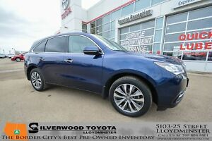 2015 Acura MDX Navagation Package SH-AWD