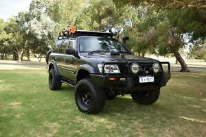 2004 NISSAN PATROL 3.0L TURBO DIESEL ST-L 5SP MANNUAL Welshpool Canning Area Preview