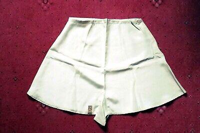 Genuine 1940s Cami Knickers Silk Satin Rayon by Keystone WWII CC41 1102