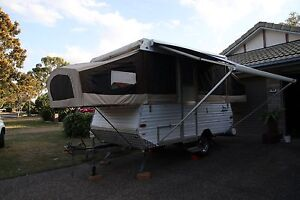 Jayco Dove pop-up camper trailer Forest Lake Brisbane South West Preview