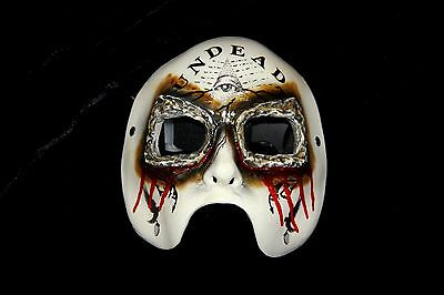 Hollywood Undead mask J-Dog (Day of the dead) half