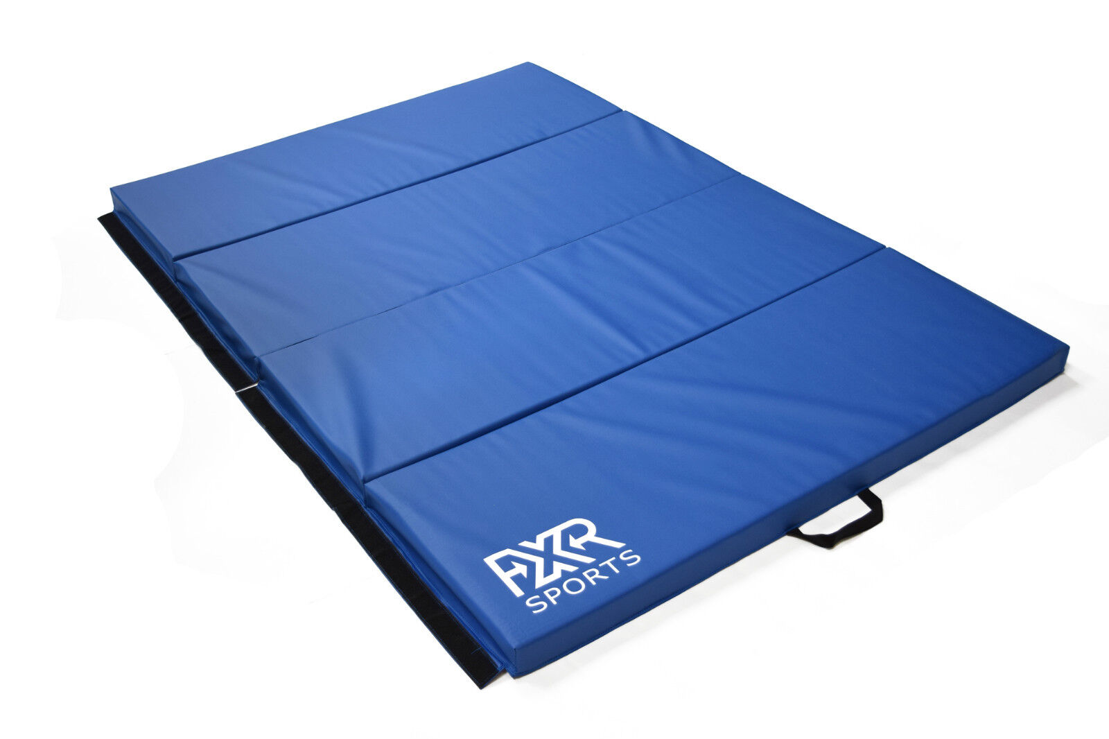 fxr sports 6ft8ft folding crash gymnastic exercise fitness mats gym mat physio