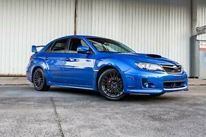 2013 Subaru WRX S-EDITION Manual Sedan Molendinar Gold Coast City Preview