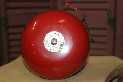 Amseco Fire Alarm Bell