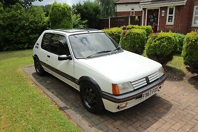Peugeot 205 1.6 GTI (Solid and in great condition)