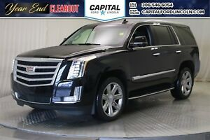 2017 Cadillac Escalade Premium Luxury 4WD **New Arrival**