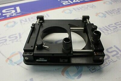 Optem 28-90-77 Hv Video Microscope Stage