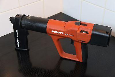 Hilti Powder-actuated Dx A41 X-am32 Nail Gun Nailer Fastening Tool Aslike Dx460