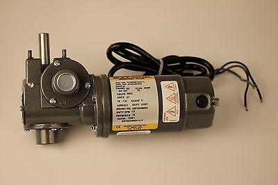 Conveyor Pizza Gear Drive Motor For Middleby Marshall Oven Ps220 27384-0011