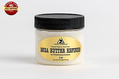 SHEA BUTTER REFINED ORGANIC by H&B Oils Center COLD PRESSED