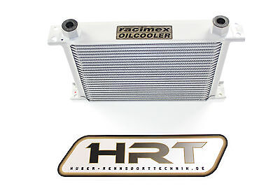 Racimex Ölkühler 25 Reihen 330mm breit  25 Reihen Alu Oelkühler Blitzversand!!
