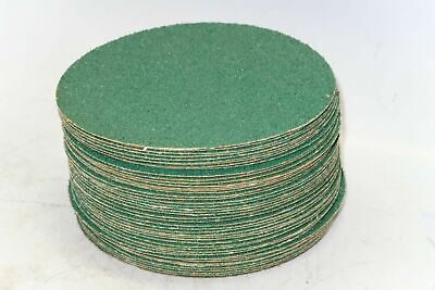 48 New 3m 251u 6 Green Corps Stikit Resin Bond Sanding Disc 36 Grit Oc2 E Wt.
