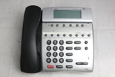 Lot Of 10 Nec Dtr-8d 8-button Display Business Office Phones