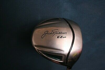 Jack Nicklaus EZ up 10 degree right handed driver