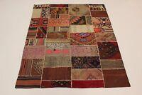 Nomadi Kilim Patchwork Aspetto Usato Persiano Tappeto Orientale 2,12 X 1,75 -  - ebay.it