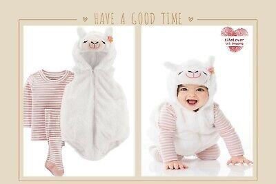 Carter Halloween Costumes (Carter's Baby Girls' Llama Halloween Costume(6-24)