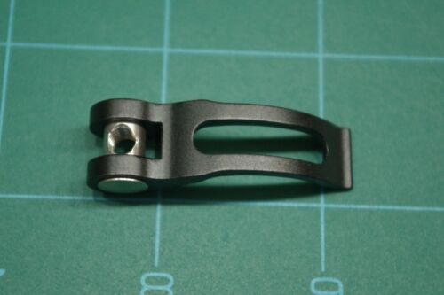 Eclipse feed neck lever. Dust black, brand new. RARE!