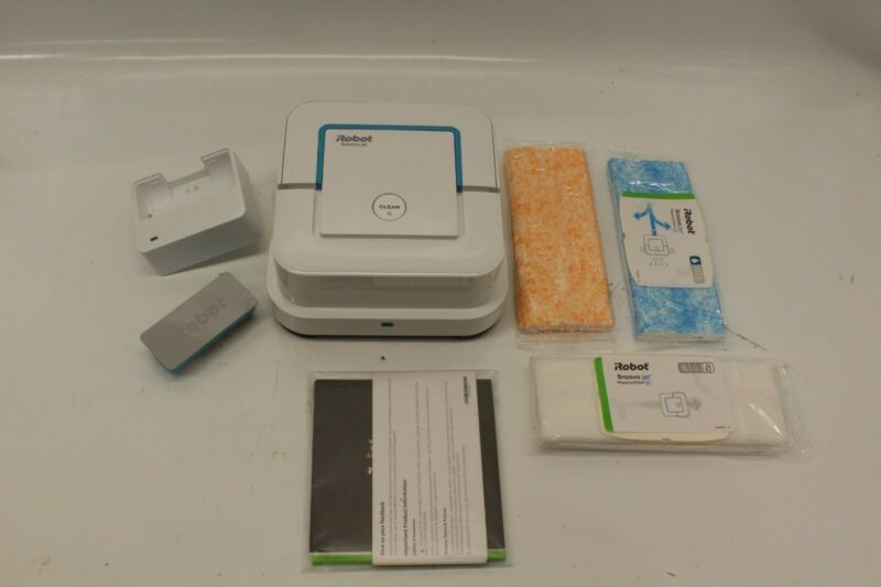 iRobot Brava jet 240 Pre Owned-Tested/Working