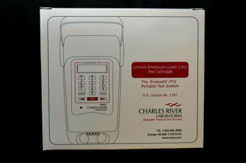 Charles River Endosafe PTS LAL Test Cartridges 0.05 EU/ML Sensitivity (Pack/10)