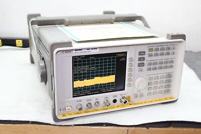 Hp Agilent 8563ec Spectrum Analyzer 30hz - 26.5 50 Ghz If W Mixers Calibrated