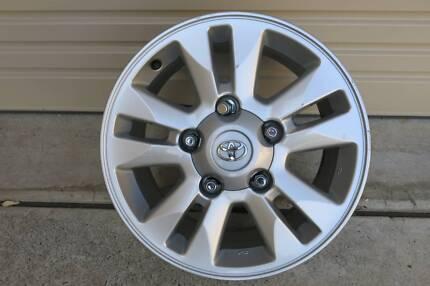 Alloy Wheels Toyota Land Cruiser 200 series