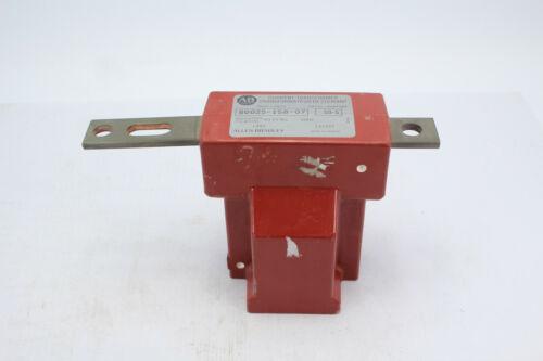 Allen-Bradley 80025-158-07  50:5a Amp 60kv-ac Current Transformer New