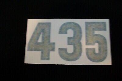 John Deere 435 Decal - Vinyl