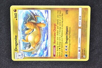 Dragonite 151/236 Rare Pokemon card