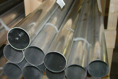 3.5 Aluminum Tube Tubing Pipe 36 Long