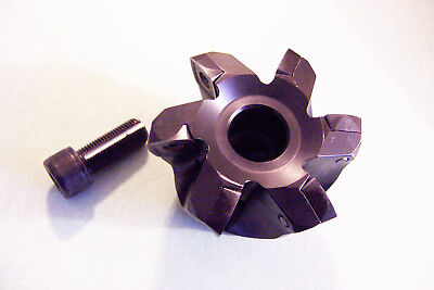Used - 3 Indexable Face Milling Cutter Kennametal Part C7792vxe16-a3.00z6r