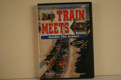 DVD Train Meets Double the Action - Pentrex