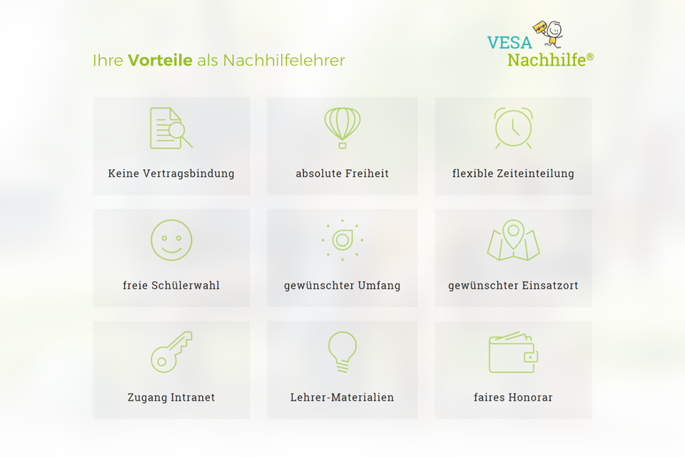 Job als Nachhilfelehrer (m/w/d) in Westerstede in Westerstede