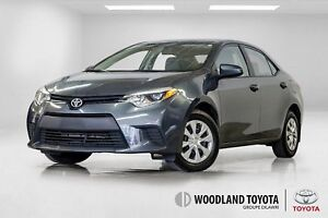 2015 Toyota Corolla AIR CLIMATISE / GROUPE ELECTRIQUE / 32500 KM