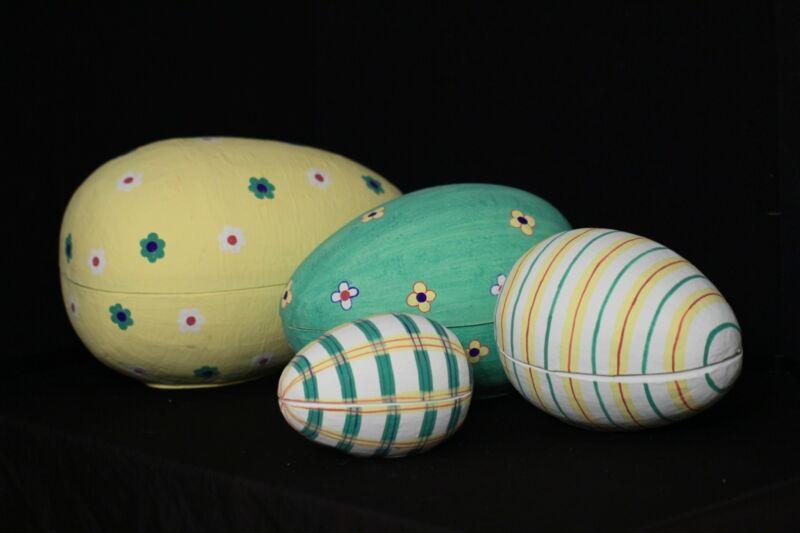 Villeroy & Boch Nesting Easter Eggs Set of 4